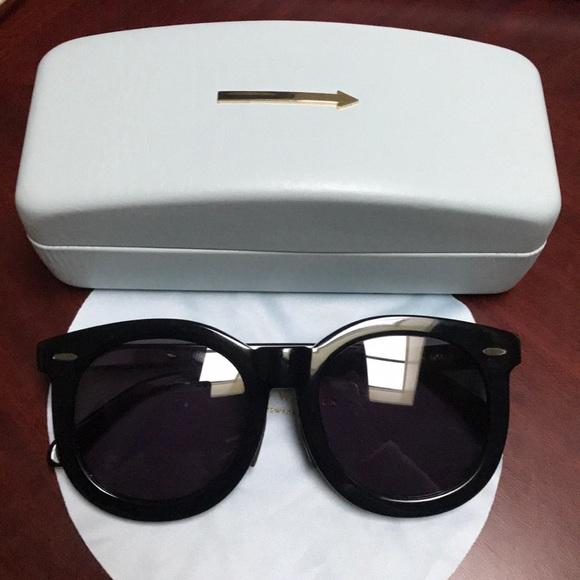 274edba6635b Karen Walker Accessories - Karen Walker Super Worship sunglasses